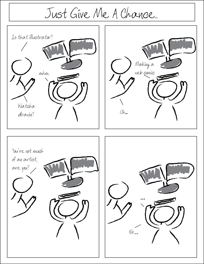 Comic 1 A Chance